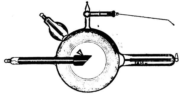 kesselring x-ray tube  1910