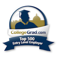 CollegeGrad.com Top Entry Level Employer