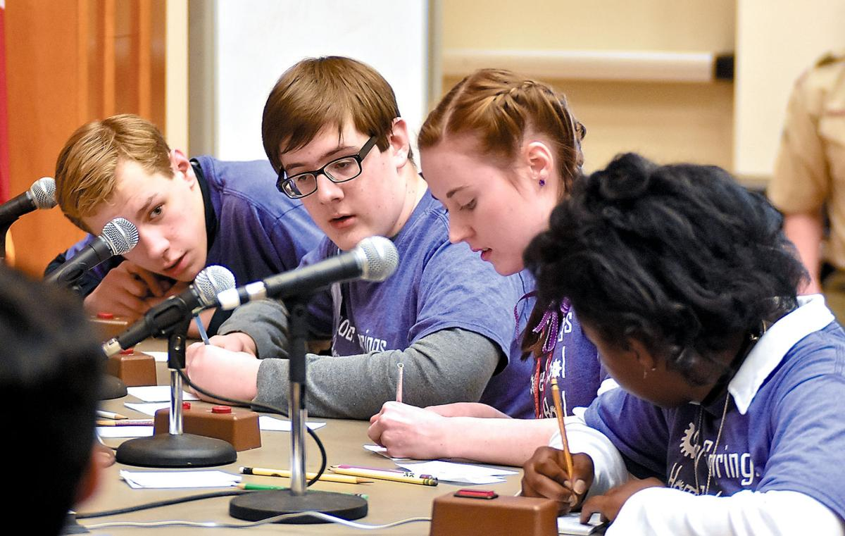 ORAU IS NOW ON VOICE!  Science Bowl Prep voice skill helps teams prepare for Tennessee Science Bowl