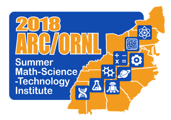 2018 ARC-ORNL Summer Math-Science-Technology Institute