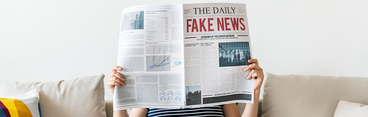 "Can a machine accurately predict whether a social media user is gullible to ""fake news?"""