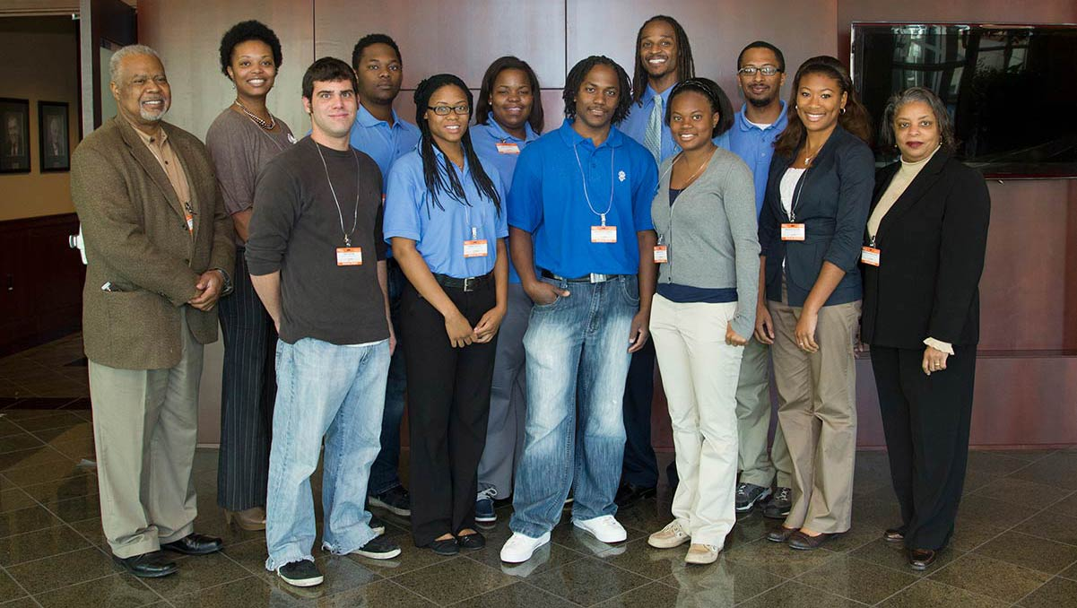 Students and Faculty from HBCU/MEI Council member school Southern University and A&M College visit ORAU